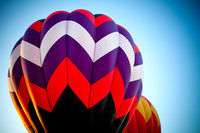 Colors of Hot Air Ballons
